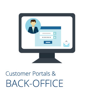 Customer Portals & Back Office